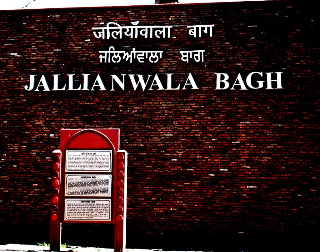 Jallianwala Bagh witnessed the bloodiest massacre in the history of Indian Independence