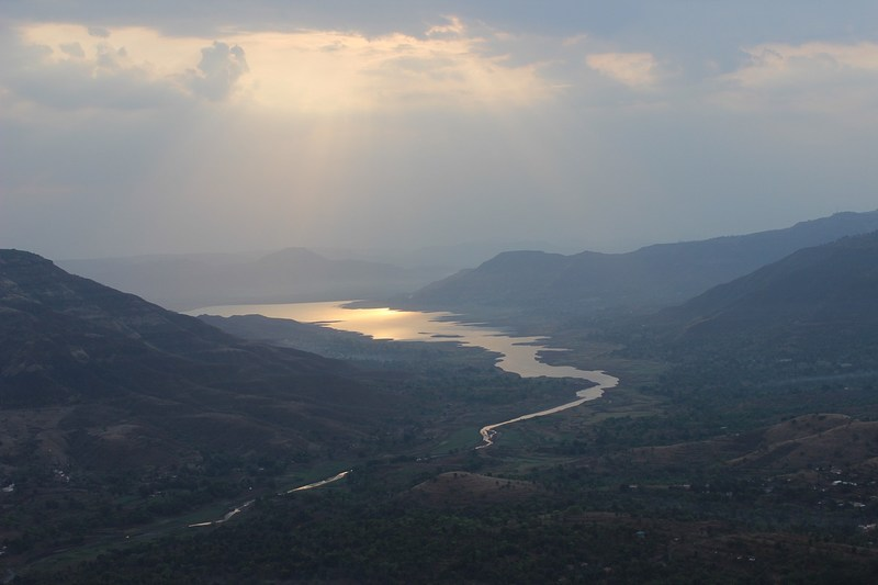 The picturesque Mahabaleshwar